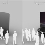 Concepts for interactive multimedia instalation-building